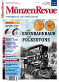 MünzenRevue Ausgabe 11/2021 - Cover